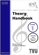 LCM Music Theory Book Grade 1