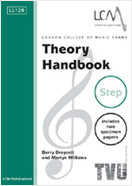 LCM Music Theory Book Step